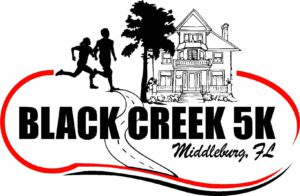 Black Creek 5K Logo