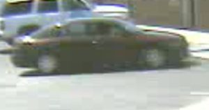 Jersey theft Car