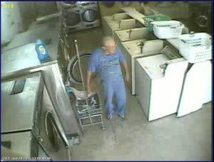 Jersey theft man