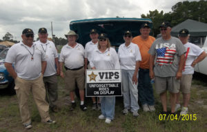 VIPS Car Group at july 4 Event