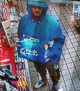 Beer Theft Suspect