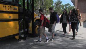 Bus Safety PSA 2015 Kids on Bus