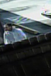 KSH Tobacco Express robbery suspect