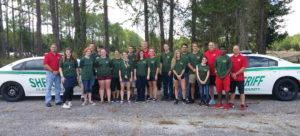 Teen Driver Challenge Group Photo