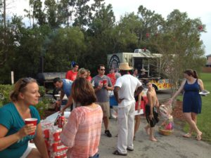 NNO interactions with the community