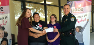 PACE Center Donation by Aldrich