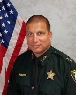Chief Steve Inman