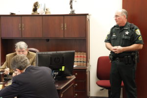 Sheriffs in office