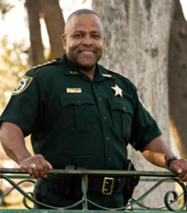 Sheriff Darryl Daniels