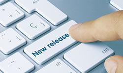 news release keypad