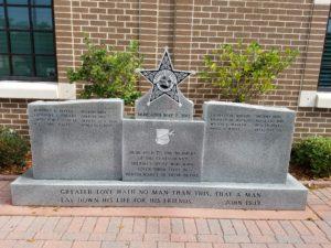 Sheriff memorial