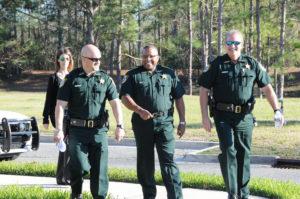 officers walking
