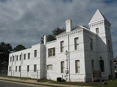 Old Clay County Jail