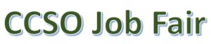 CCSO Job Fair