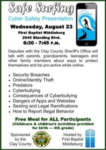 safe surfing cyber safety presentation