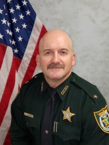 Portrait of Steve Barreira Chief of Patrol