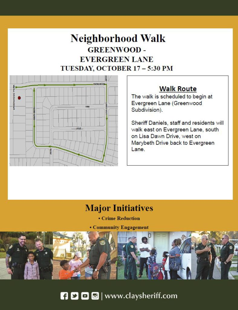 Neighborhood walk (Evergreen) page 2