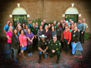 Clay County Sheriff's Office Employees