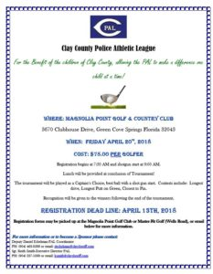 clay county police athletic league
