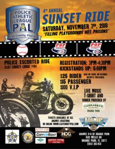 4th annual sunset ride