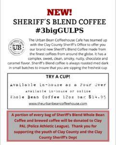 Sheriff;s Blend Coffee #3bigGulps