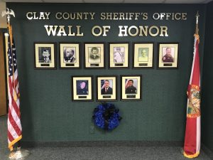 Wall of Honor Photograph