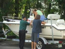 Clay County Sheriff's Office conducts boating safety check