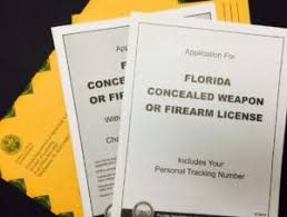 There are two ways to obtain a permit from the state of Florida to carry a concealed weapon