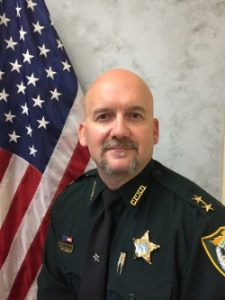 Portrait of Chief Steve Barreira