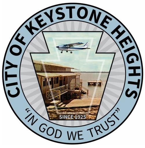City of Keystone Heights emblem