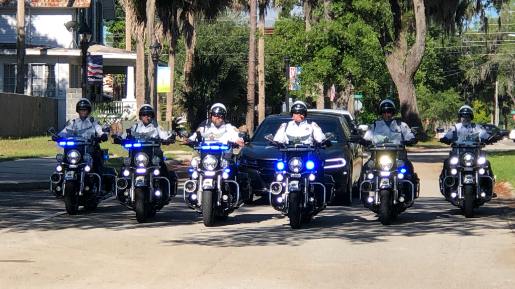 Officers on Bikes