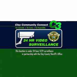 Clay community connect Logo