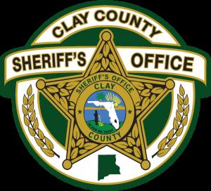clay sheriff logo