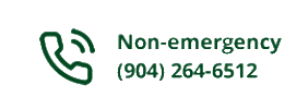 Non-emergency (904) 264-6512