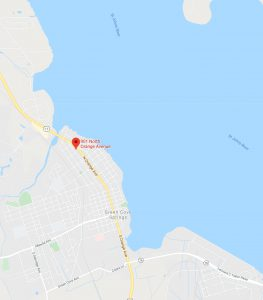 headquarter location on google maps