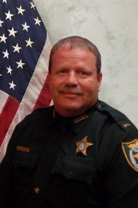 Chief of Patrol Jeff Johnson