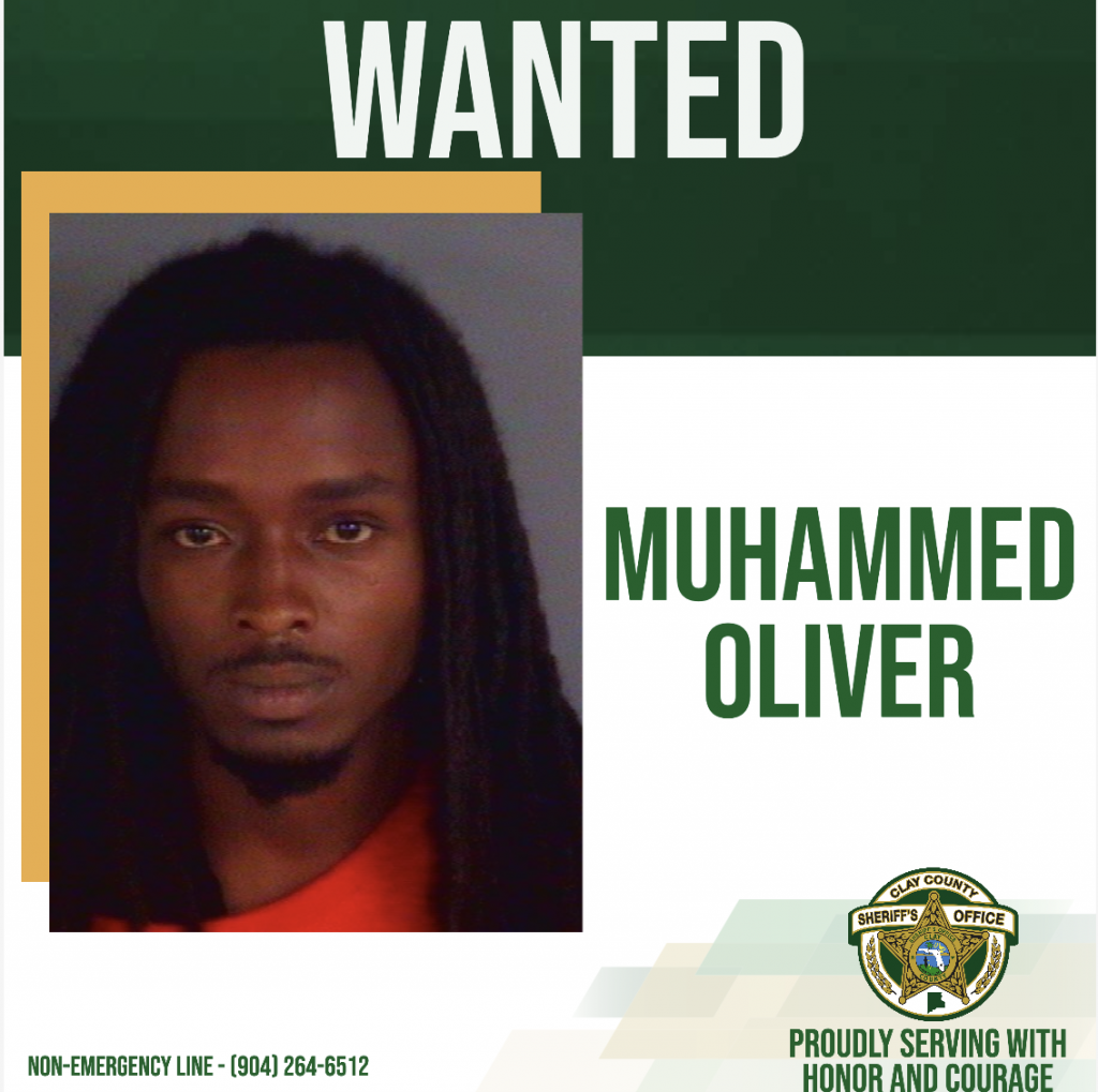 OLIVER WANTED POSTER