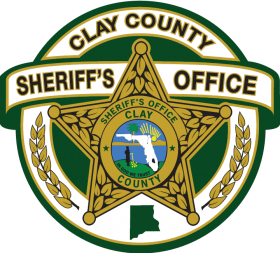 clay sheriff logo